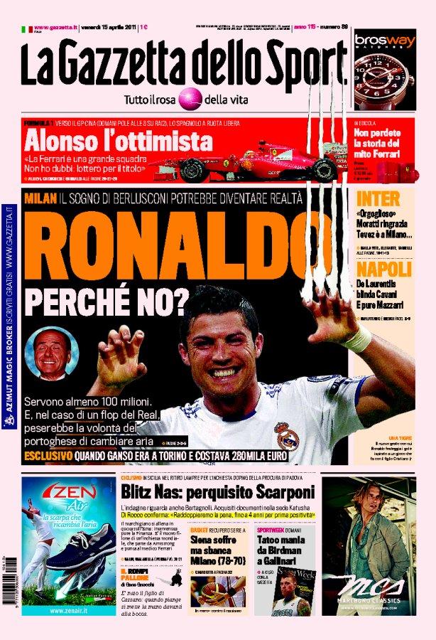 Majalah yang Memberikan Berita Olahraga di Italia